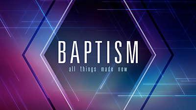 Linear Baptism