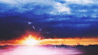 Low Horizons Sunrise