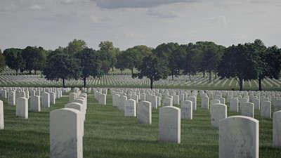 Military Cemetery Longplay