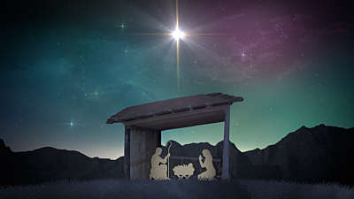 Nativity Christmas 2