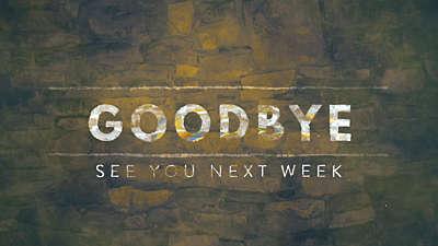 Nehemiah Closing