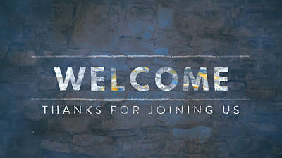 Nehemiah Welcome