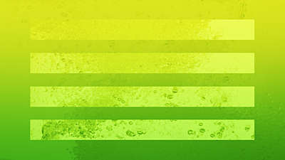 Neon Water Green