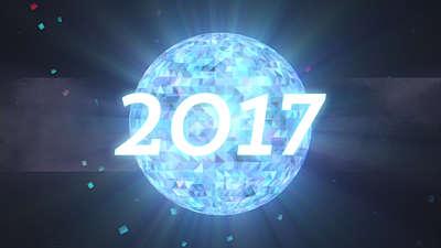 New Years Glow 2017