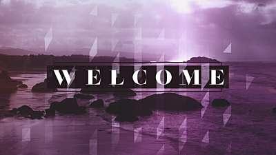 Ocean Shore Welcome