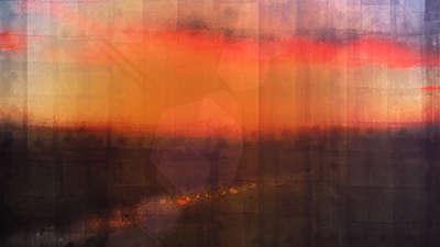 Painted Sunsets Three