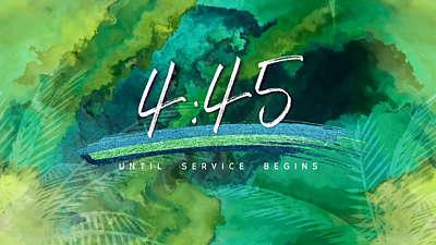 Palm Sunday Vol 3 Countdown