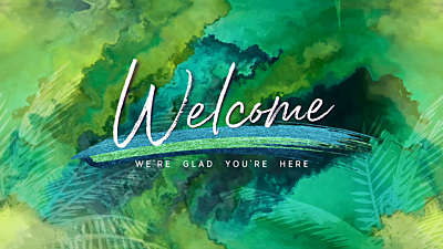 Palm Sunday Vol 3 Welcome