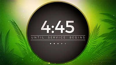 Palm Sunday Vol 2 Countdown