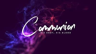 Pentecost Flames Communion