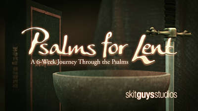 Psalms For Lent - Bundle