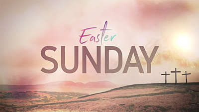 Resurrection Sunday Easter Sunday Title