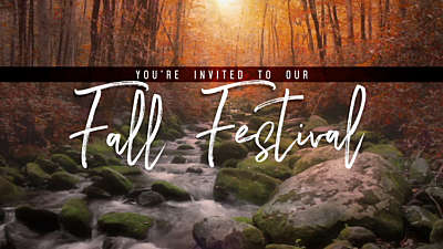 Rivers Fall Festival