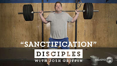 Disciples: Sanctification