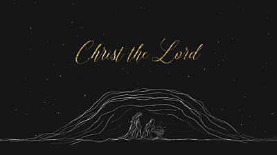 Silent Night Christ The Lord