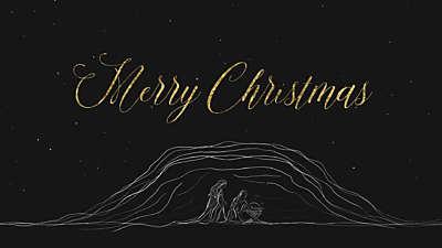 Silent Night Merry Christmas