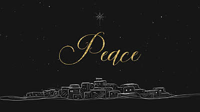Silent Night Peace