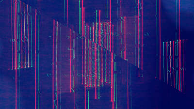 Disruption Glitch