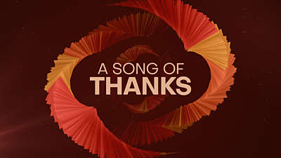 Song of Thanks Worship Intro