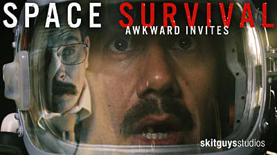 Awkward Invites: Space Survival