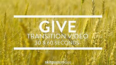 Spring Transition Pack 1: Give