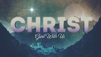 Subtle Advent Christ