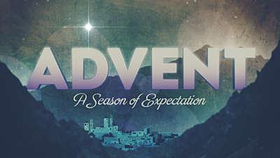 Subtle Advent Title