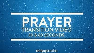 Summer Transition Pack 1: Prayer