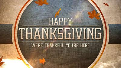 Thanksgiving Praise Title