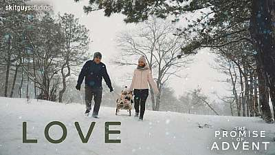 The Promise of Advent: Love