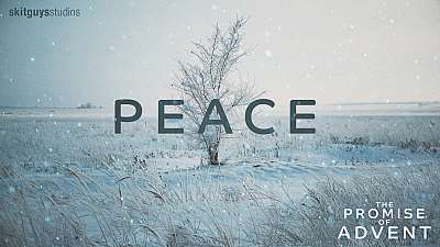 The Promise of Advent: Peace