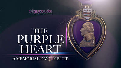 The Purple Heart: A Memorial Day Tribute