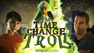 The Time Change Troll
