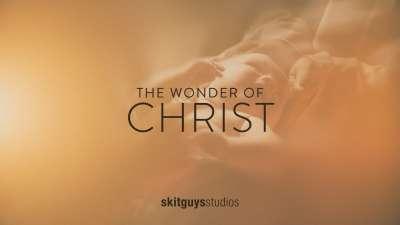 The Wonder of Christ