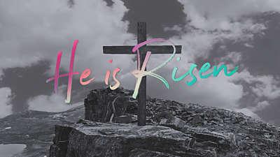 The Cross He Is Risen