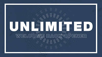 Unlimited - Welcome Back