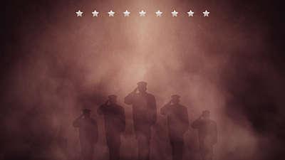 Veterans Salute Stars