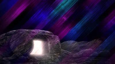 Vivid Fibers Easter Tomb Dark