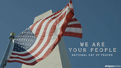 We Are Your People: National Day of Prayer