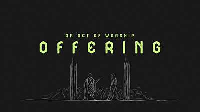 Were You There Offering
