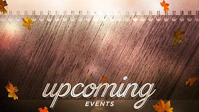 Woodgrain Upcoming Events