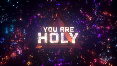You Are Holy Worship Intro