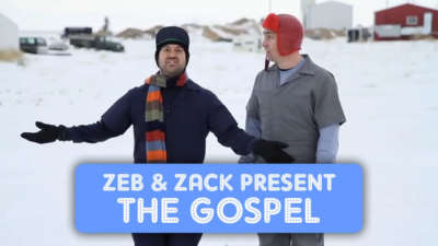 Zeb & Zack Present the Gospel