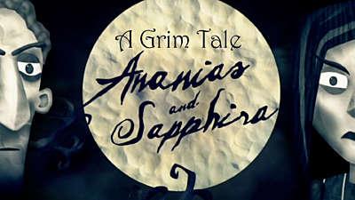 A Grim Tale: Ananias and Sapphira