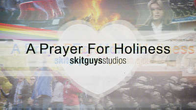 A Prayer For Holiness