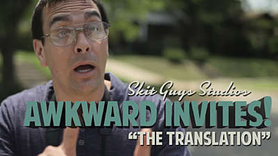 Awkward Invites: The Translation