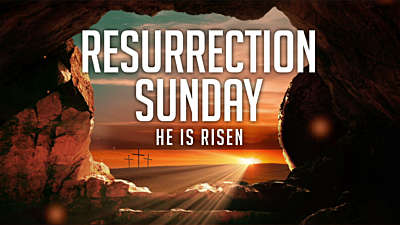 Easter Sunrise Resurrection Sunday Loop Vol3
