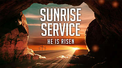 Easter Sunrise Service Loop Vol3