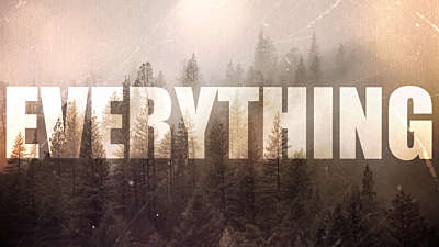 Everything (Worship Intro)