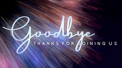 Feathery Goodbye
